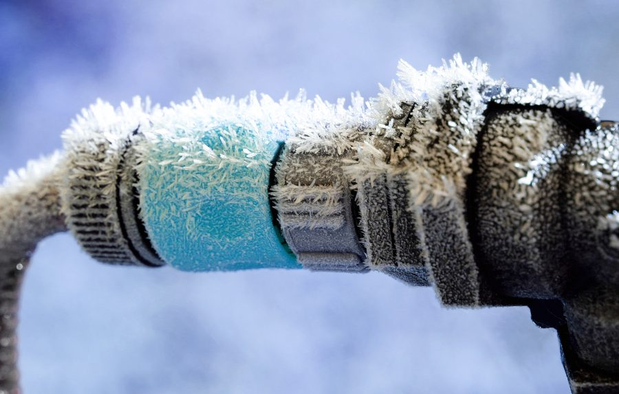 Tips for winter plumbing