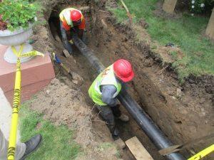 water line repair in toronto